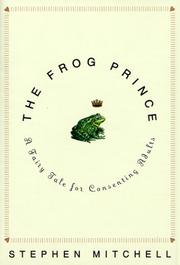 Cover art for THE FROG PRINCE
