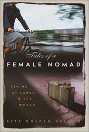 Cover art for TALES OF A FEMALE NOMAD