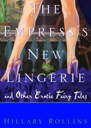 Cover art for THE EMPRESS'S NEW LINGERIE