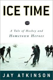 Cover art for ICE TIME