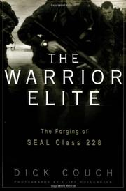 THE WARRIOR ELITE by Dick Couch