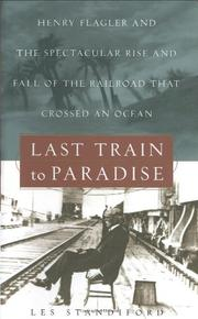 Book Cover for LAST TRAIN TO PARADISE