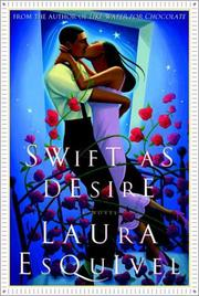 Cover art for SWIFT AS DESIRE