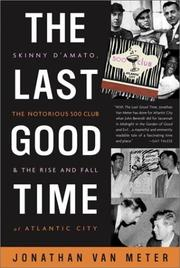 Book Cover for THE LAST GOOD TIME