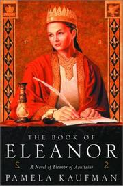 THE BOOK OF ELEANOR by Pamela Kaufman