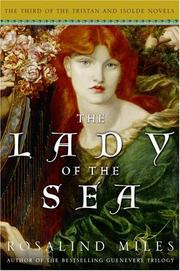 Cover art for THE LADY OF THE SEA