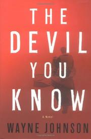 Cover art for THE DEVIL YOU KNOW