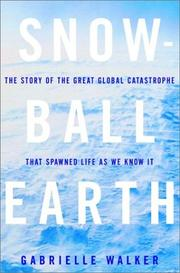 Book Cover for SNOWBALL EARTH