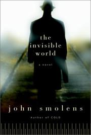 Cover art for THE INVISIBLE WORLD