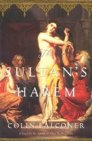 THE SULTAN'S HAREM by Colin Falconer