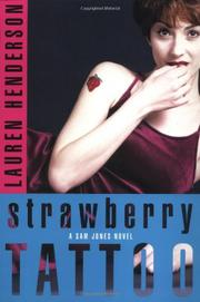 Cover art for STRAWBERRY TATTOO