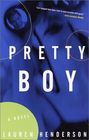 PRETTY BOY by Lauren Henderson