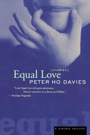 Cover art for EQUAL LOVE