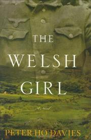 Book Cover for THE WELSH GIRL