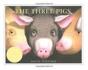 Cover art for THE THREE PIGS
