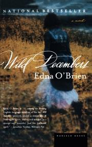 WILD DECEMBERS by Edna O'Brien