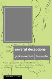 SEVERAL DECEPTIONS by Jane Stevenson
