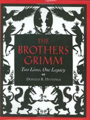 THE BROTHERS GRIMM by Donald R. Hettinga