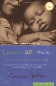 IMANI ALL MINE by Connie Porter