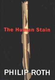 Book Cover for THE HUMAN STAIN
