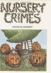 Cover art for NURSERY CRIMES
