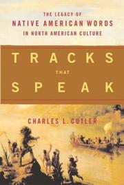 TRACKS THAT SPEAK by Charles L. Cutler