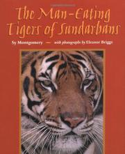 Book Cover for THE MAN-EATING TIGERS OF SUNDARBANS