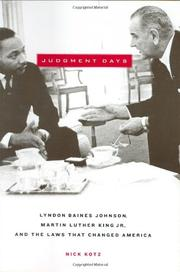 Cover art for JUDGMENT DAYS