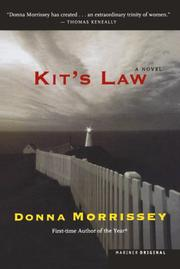 KIT'S LAW by Donna Morrissey