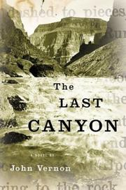 THE LAST CANYON by John Vernon