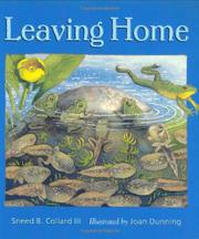 Cover art for LEAVING HOME