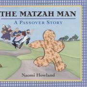 THE MATZAH MAN by Naomi Howland