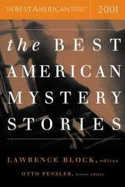 THE BEST AMERICAN MYSTERY STORIES 2001 by Lawrence Block