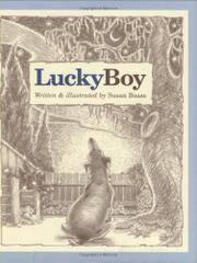 LUCKY BOY by Susan Boase