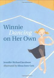 WINNIE DANCING ON HER OWN by Jennifer Richard Jacobson