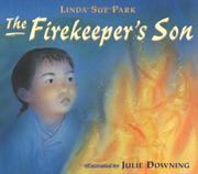 Cover art for THE FIREKEEPER'S SON