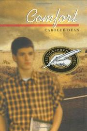 COMFORT by Carolee Dean