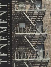TENEMENT by Raymond Bial