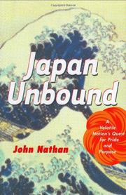 JAPAN UNBOUND by John Nathan