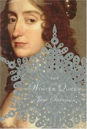 THE WINTER QUEEN by Jane Stevenson
