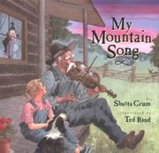 Book Cover for MY MOUNTAIN SONG