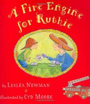 A FIRE ENGINE FOR RUTHIE by Lesléa Newman