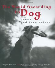 THE WORLD ACCORDING TO DOG by Joyce Sidman