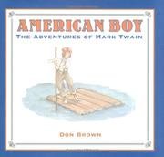 AMERICAN BOY by Don Brown
