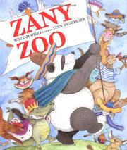 Cover art for ZANY ZOO