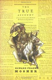 Cover art for THE TRUE ACCOUNT