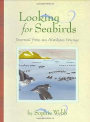 LOOKING FOR SEABIRDS by Sophie Webb
