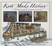 Cover art for KIDS MAKE HISTORY