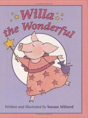 Cover art for WILLA THE WONDERFUL