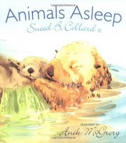 ANIMALS ASLEEP by Sneed B. Collard III